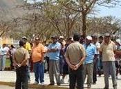 Lunahuana: JAVIER ALVARADO CUMPLE PACARÁN… dice sector vecinos reclama ejecución obra agua potable