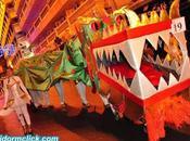 Carnaval 2014. Circo Oriental