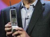 primer teléfono móvil salió venta hace años 4000 dólares