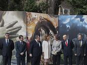 Reina inaugura Toledo exposición sobre Greco