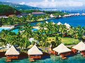 Islas paradisiacas, luna miel paradisíaca Tahití