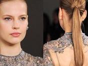 Semana Moda York Otoño 2014: Tendencias peinados