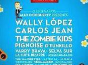 Festival Primavera Sevilla: Wally López, Carlos Jean, Zombie Kids, O'funk'illo, Varry Brava...