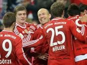 Bayern para podría quedar campeón Marzo