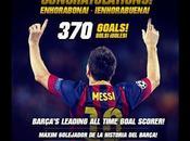 Messi goleador histórico