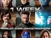 X-men: días futuro pasado nuevo adelanto trailer veremos proximo lunes