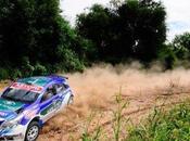 David Nalbandian probó auto correrá rally