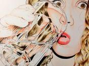 Elena Navarrete, dibujos fotorrealistas Arte