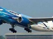 Objetos pueden avión malayo