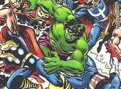 madre todos crossover: Vengadores Defensores, Englehart, Brown Buscema, Marvel-Panini 2012