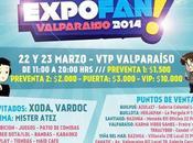 #Valparaíso, #Chile: marzo, #ExpoFan2014