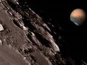 Salgamos mirar Marte, favor