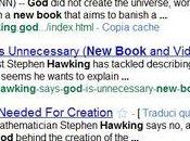 Dios cabe universo Stephen Hawking, pero marketing último libro