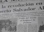 golpe Salvador Allende cobertura medios