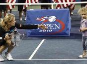 """Open: Nueva York nuevamente """"Mamá"""" Clijsters"""
