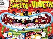 """Gran semana """"Suelta Viñetas"""""""