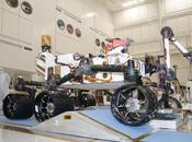 NASA prueba sobre rampas rover Curiosity