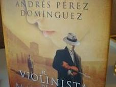 violinista Mauthausen, Andrés Pérez Domínguez