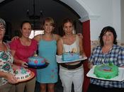 Curso tartas fondant Septiembre Cádiz