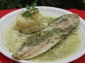 Filete merluza salsa verde