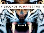 "Versión deluxe para ""This War"" último álbum Seconds Mars"