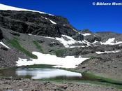 Lagunas Sierra Nevada: Ecosistemas borde precipicio
