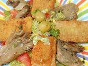 Tofu adobado
