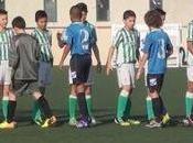Alevín Preferente Montequinto pierde Real Betis Balompié haciendo gran partido
