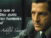 adiós Adolfo Suárez