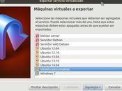 Como hacer copia seguridad maquina virtual