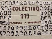 Hermanos Batalla Memoria. Roberto D'Orival, coordinador Colectivo 119, familiares compañeros: