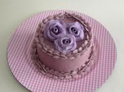 """Layer cake chocolate crema mora leche condensada """"Reto Alfabeto Dulce"""""""