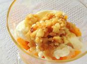 Copas Yogur Helado, Mangos Motril Nueces Macadamia Sirope Arce