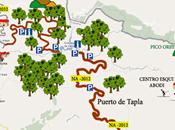 Selva Irati–Vuelta embalse Irabia