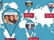 países felices mundo acuerdo Instagram