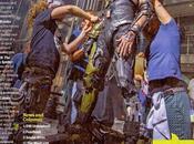 """the amazing spider-man poder electro"": nuevos scans desde entertainment weekly"