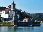Ensenada, Iglesia Camposanto Niembro. (Niembro-Llanes, Asturias).