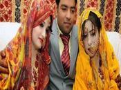 Irak poligamia: noches para esposas jóvenes, mayores
