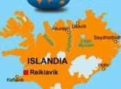 Ubicación Islandia, clima información