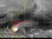 "Tormenta tropical ""Kajiki"" forma Pacífico rumbo hacia Filipinas"