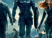 nuevos Spot afiches .@CaptainAmerica: #ElSoldadoDeInvierno