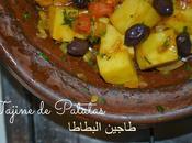 Tajine patatas