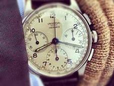 Cada gentleman reloj