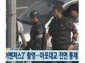 imágenes rodaje Vengadores: Ultrón Corea mensaje Jeremy Renner