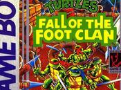 TEENAGE MUTANT HERO TURTLES: FALL FOOT CLAN, tortugas pantalla verde