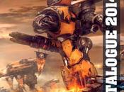 Nuevo catálogo Forge World 2014