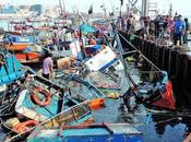 Chile alerta tsunami fuertes réplicas