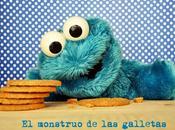 Macro día: monstruo galletas