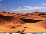 Desierto espera, Marruecos