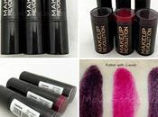 Colección Vamp: Black Heart, Rebel with cause 100% Vamp Makeup Revolution